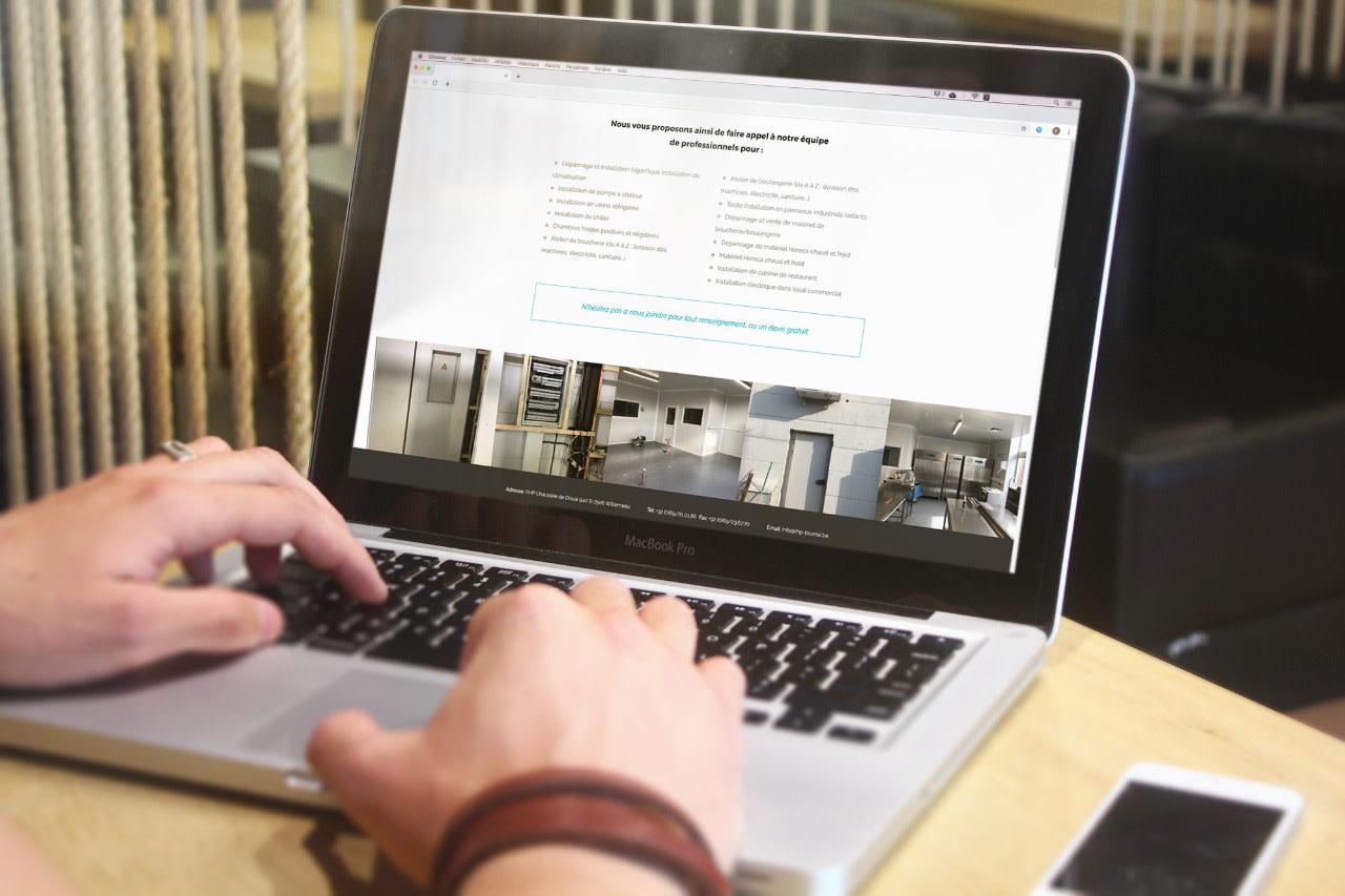 Agence communication Tournai
